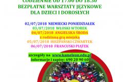 tydzien jezykowy 2018 fota